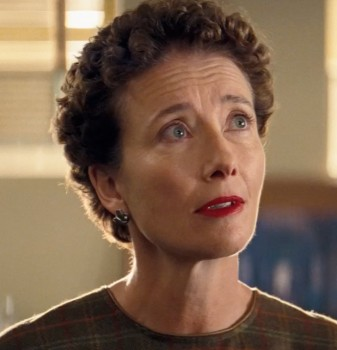 Even Meryl Streep thought Emma Thompson (pictured) should be nominated for Saving Mr. Banks.