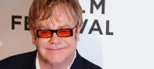 Elton John says Pope Francis is his 'hero' at AIDS event