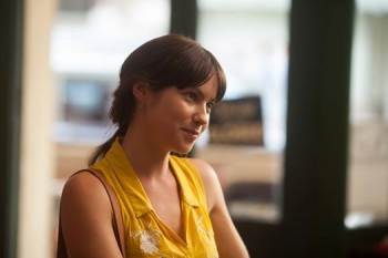 Laura Ramsey, from Mad Men, was recruited by Max Wiener into a truly degrading part.