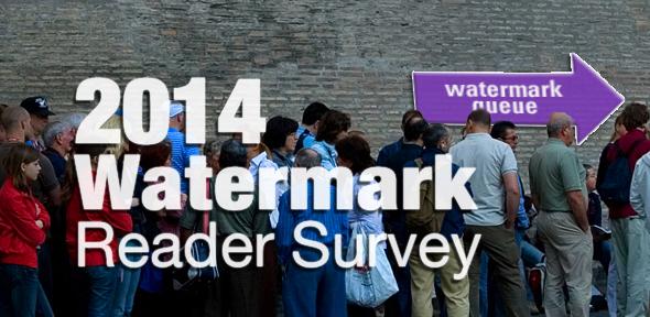 2014WatermarkReadersSurvey