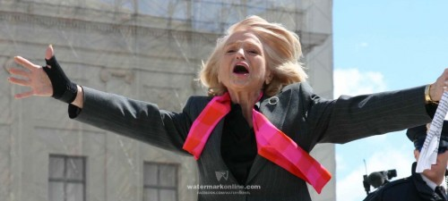 DOMA hero Edie Windsor sends message to Florida governor Rick Scott