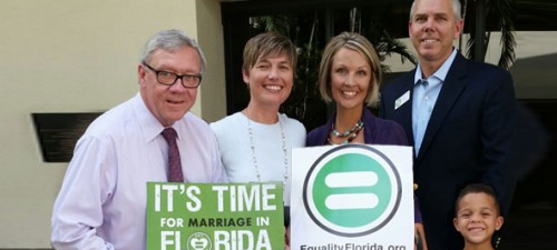 Equality leaders celebrate adoption ban anniversary with renewed push for marriage equality