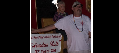 Saying goodbye to 'Grandma Ruth'