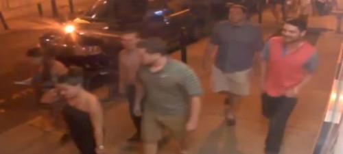 Social media users track down group behind anti-gay beating