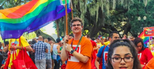 150K revelers pack Lake Eola for Come Out With Pride's 10th Anniversary