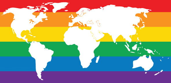 Before US gay marriage accepted in parts of world Watermark Online