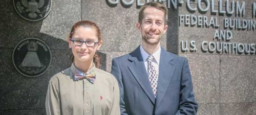 Carver Middle GSA has first day in court