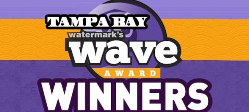 Tampa Bay/Sarasota 2015 WAVE Award Winners!