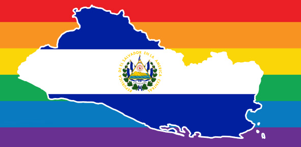 from Clark el salvador is gay