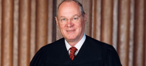 Supreme Court Justice Anthony Kennedy's Gay Mentor Influenced His Views, Beliefs