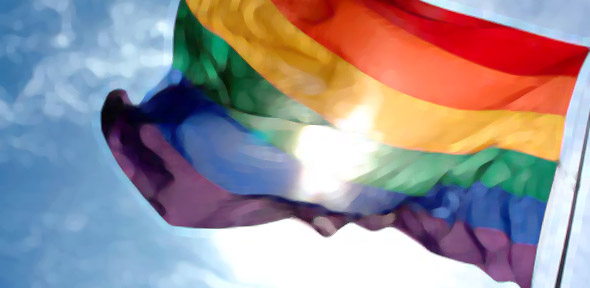 GayFlagAbstr
