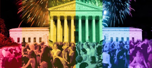 Supreme Court rules, same-sex marriage is legal