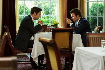 Benedict Cumberbatch and Joel Edgerton play the two most intriguing characters in the movie.