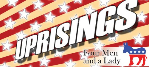 Four men and a lady: Liveblogging tonight's Democratic primary debate