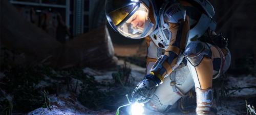 Screened Out – The Martian