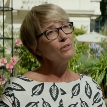 Emma Thompson is pointless garnish in her small role.