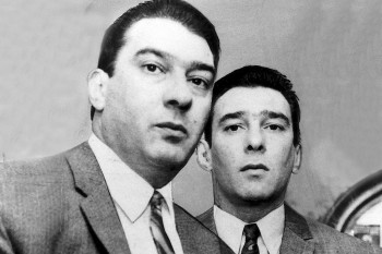 The notorious Kray brothers deserve a more daring movie than this.