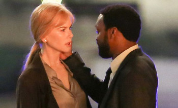 Nicole Kidman's and Chiwetel Ejiofor's choppy romance bogs down the primary crime story.