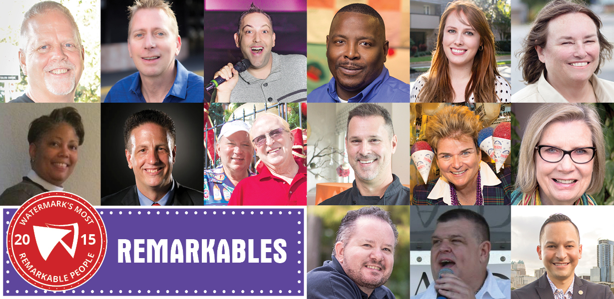 WATERMARK MOST REMARKABLE PEOPLE 2015