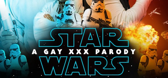 star wars porn parody men.com