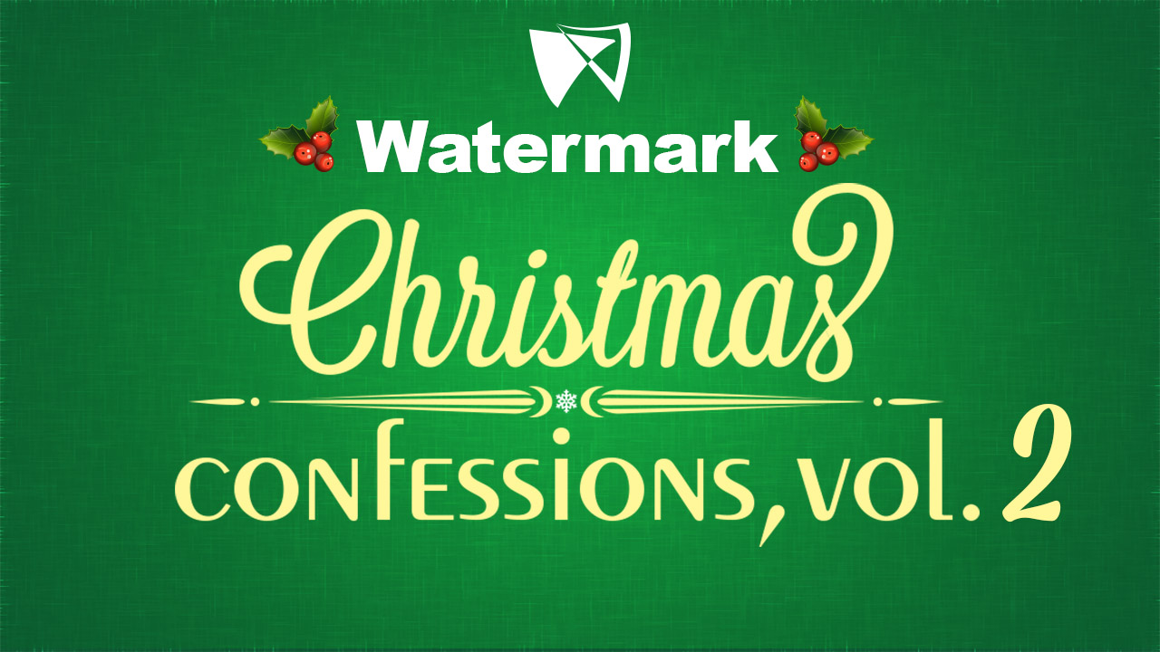 christmas confessions watermark volume 2 2015