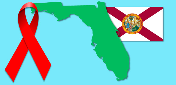 Florida hiv aids gay lgbt