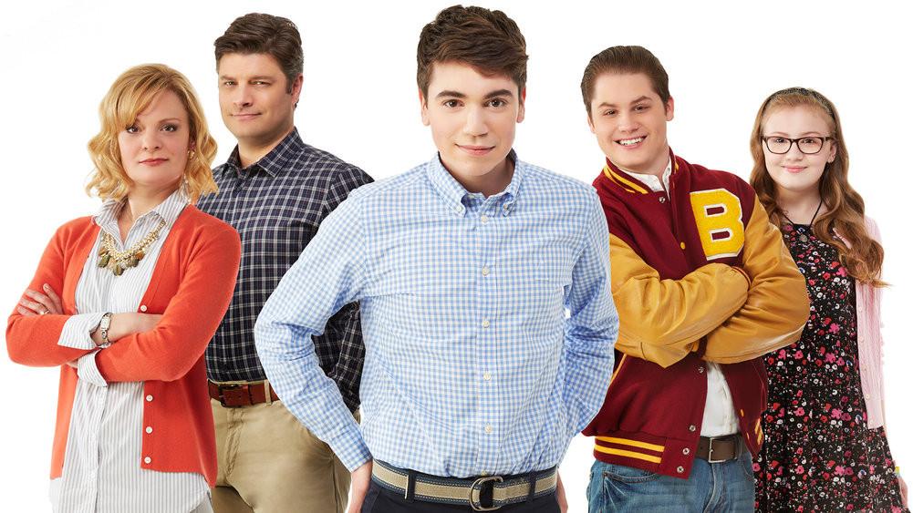 The Real O'Neals Noah Galvin Dan Savage gay sitcom