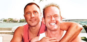 Rob Johnson and Stephen Gibson