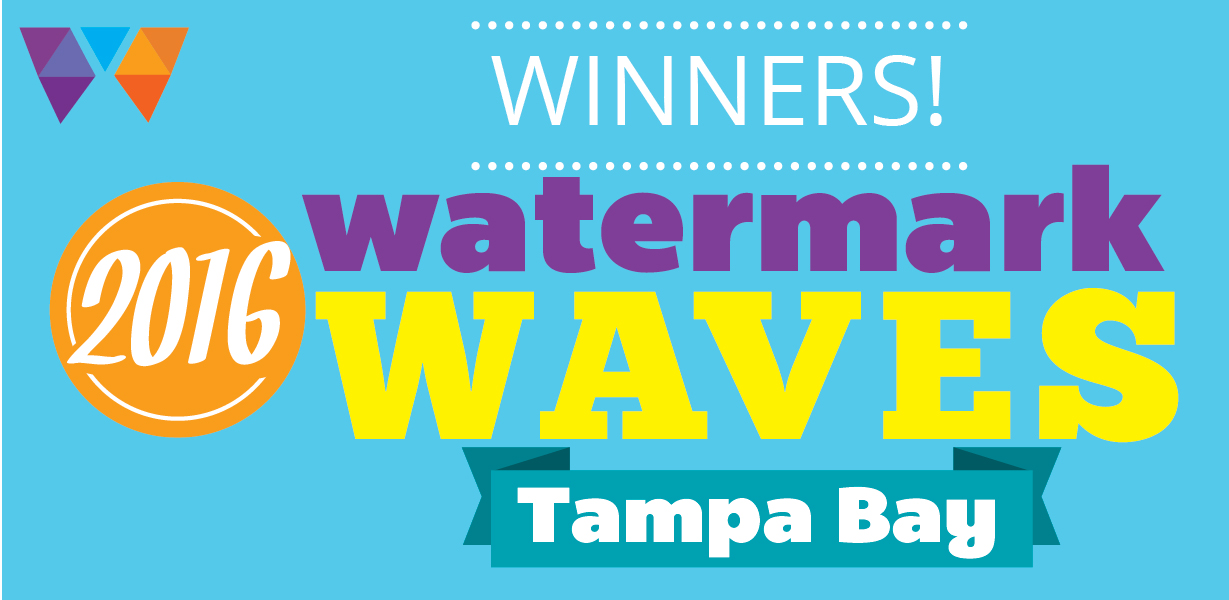 Tampa Bay Sarasota 2016 WAVE Award Winners
