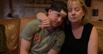 Blair Hanner and her mother Susan navigate their changing relationship.