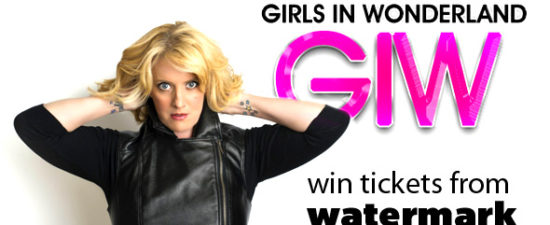 Win tickets to Girls in Wonderland events this weekend!