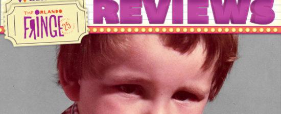 2016 Orlando Fringe Review: Jimmy Hogg: Figgy Pudding
