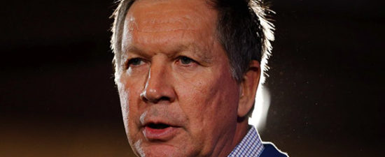 """Kasich on gay rights: People should take a """"chill pill"""""""