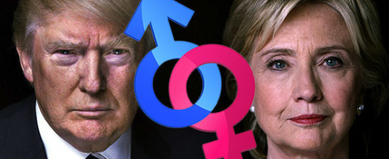 Clinton, Trump employ gender politics on the campaign trail
