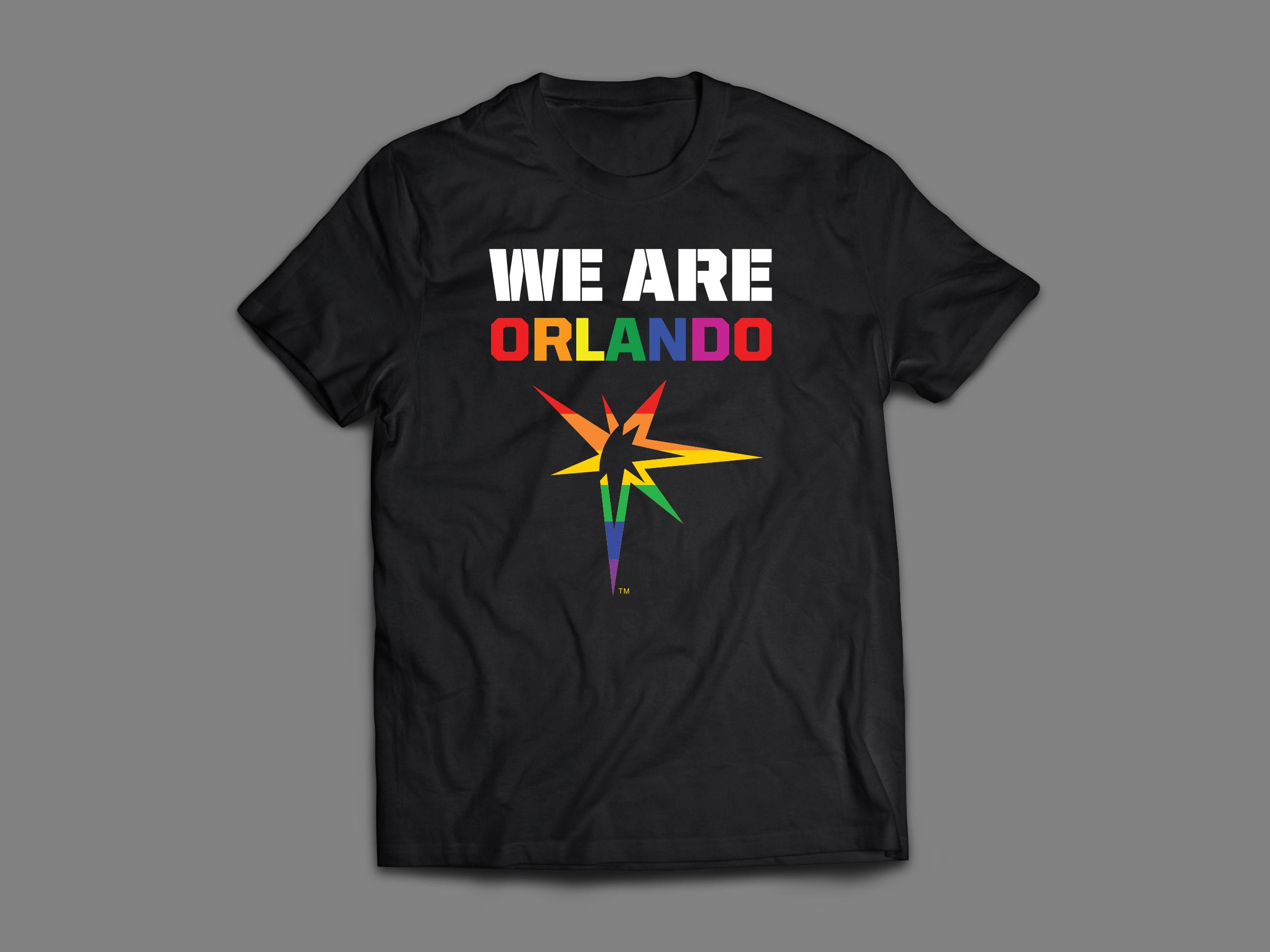Tampa Bay Rays 39 Pride Night Becomes Pulse Orlando