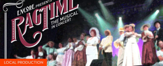 """Win tickets to """"Ragtime the Musical: In Concert"""""""