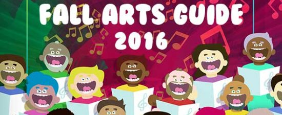 Fall Arts Guide 2016