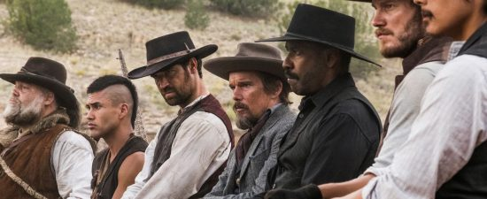 Screened Out – The Magnificent Seven