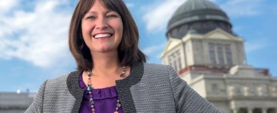 Montana Democrat hopes to be state's first openly gay Congresswoman