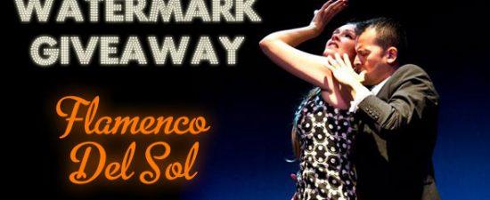 Watermark Giveaway: Flamenco Del Sol's: Corazon Flamenco at the Wayne Densch Performing Arts Center