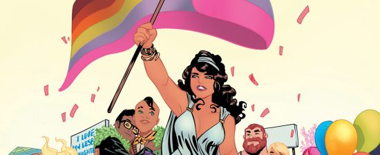 'Love is Love' comic raises $165,000 for Pulse victims
