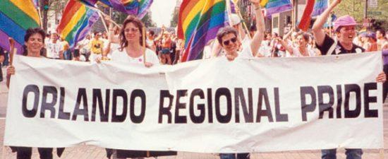 Pride. Prejudice. Protest.: Preserving Orlando's GLBT Community History in a Digital Age event Saturday