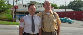 Nick Offerman (Parks and Recreation) and John Carroll Lynch (American Horror Story) may be better known in TV, but they bring fun to The Founder.