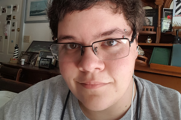 The Supreme Court has agreed to hear the case of trans student Gavin Grimm on March 28. (Photo courtesy of American Civil Liberties Union of Virginia)