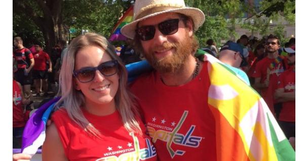 Braden Holtby named Washington Capitals  LGBT-inclusion ambassador 437af20e09af