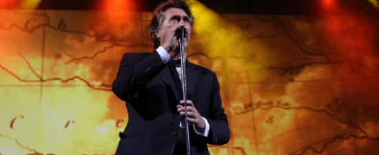 Watermark Giveaway: Dinner for two and a pair of tickets to see Bryan Ferry, all at Hard Rock Live