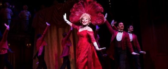 Fan collapses at 'Hello, Dolly!' says he'd 'rather die than miss Act Two'