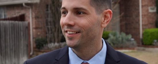 Gay candidate launches bid for Texas congressional seat