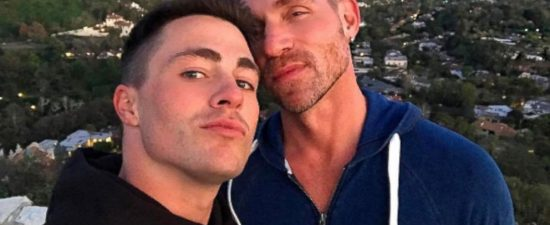 Colton Haynes and Jeff Leatham split after six months of marriage