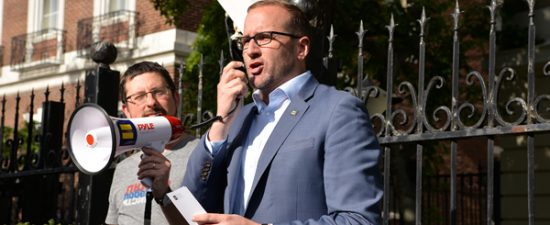 Chad Griffin urges U.S. to grant visas to gay Chechen men